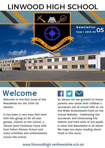 Newsletter Issue 05 Term 1 2019-20